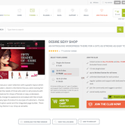 YITH WooCommerce: Desire Sexy Shop