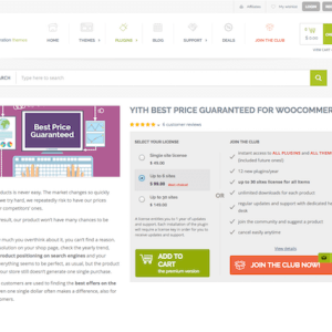 YITH WooCommerce: Best Price Guaranteed