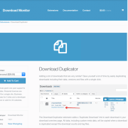 Download Monitor Download Duplicator