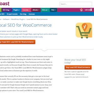 Yoast: Local for WooCommerce Plugin