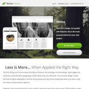 Thrive Themes: Minus WordPress Theme