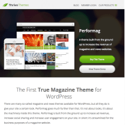 Thrive Themes: Performag WordPress Theme