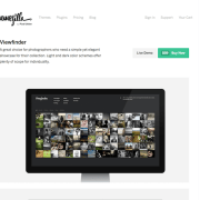 ThemeZilla: Viewfinder WordPress Theme