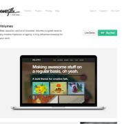 ThemeZilla: Volumes WordPress Theme