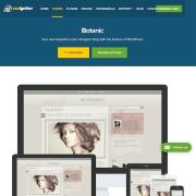 CSS Igniter: Botanic WordPress Theme
