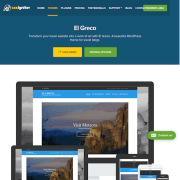 CSS Igniter: El Greco WordPress Theme