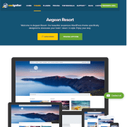 CSS Igniter: Aegean WordPress Theme