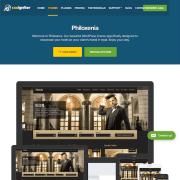 CSS Igniter: Philoxenia WordPress Theme