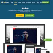 CSS Igniter: Sessions WordPress Theme
