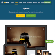 CSS Igniter: Vignette WordPress Theme
