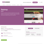 WooThemes: Petshop