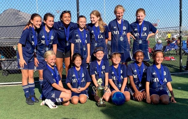 08G Inter Green Take First at Santa Cruz Breakers Cup