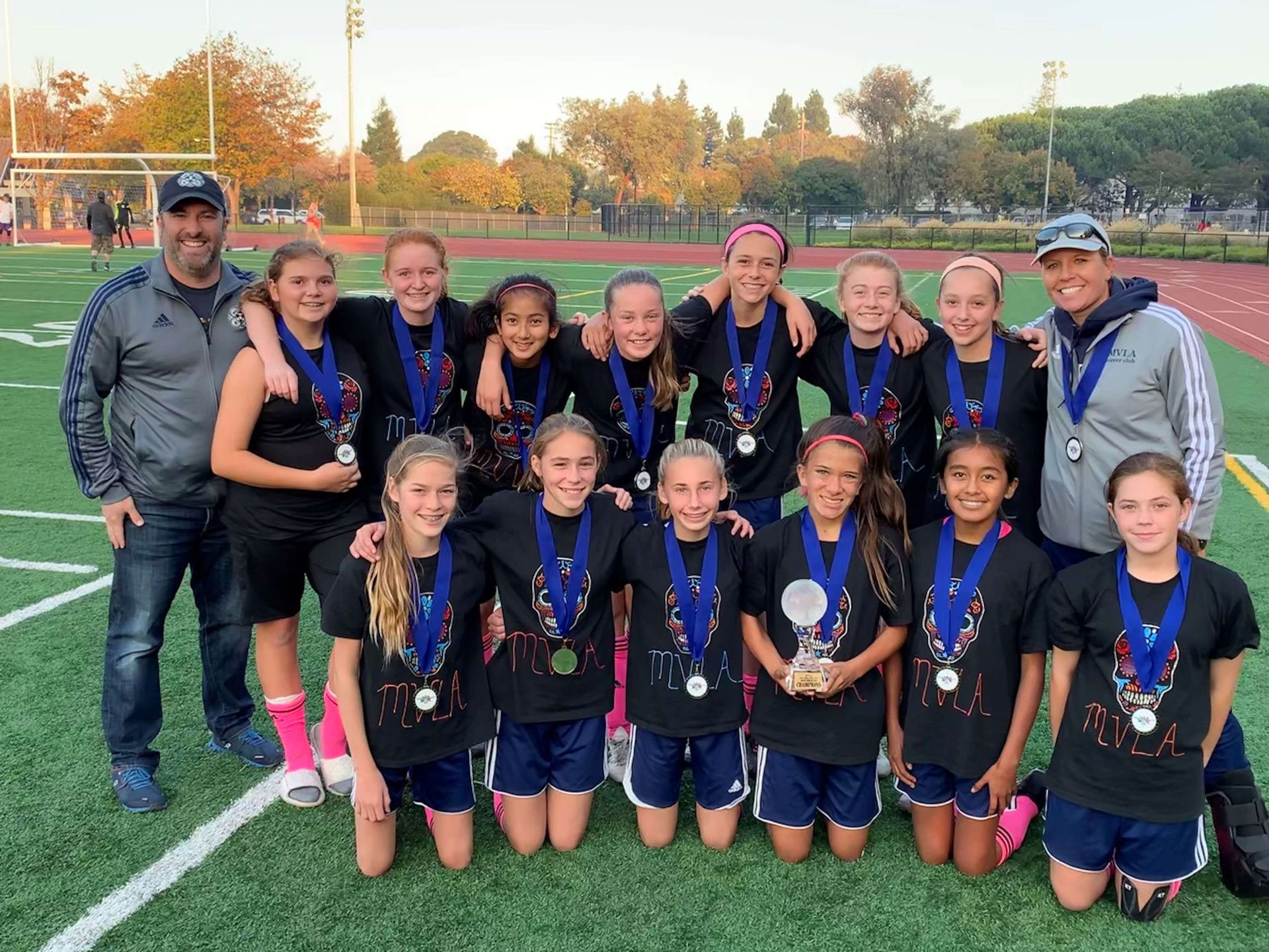 06G Roma Black 1st at MVLA Bay Area Fall Cup