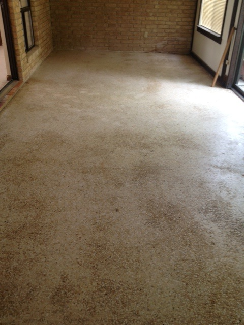 Concrete Resurfaced Stained  Sealed  MVL Concretes Blog