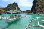Bay at Coron Island