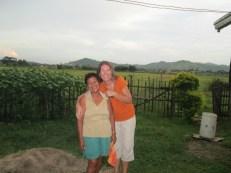 With Ate Nelia