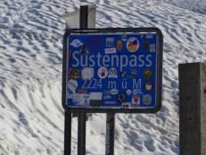 Summit of Susten Pass 2