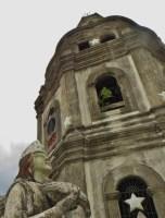Sunken Church Bell Tower