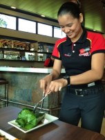 Yummy Puso (Hanging) Rice