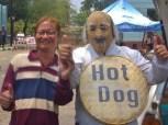 Jimmy & Hot Dog Man