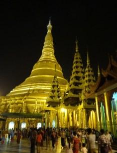 Shwedagon After Dark