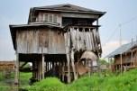 Stilt House (Inle Lake)