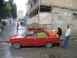 Red Lada with Apples