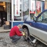 Day 6.0 Third Tire Problem