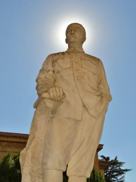 The Disputed Stalin Statue in Gori