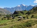 Village in the Tergi Valley