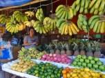 Fruit Vendor at Coron Public Market