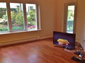 The New Apartment