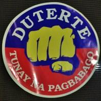 Duterte, Real Change