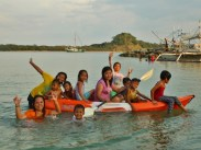 How Many Filipinos Fit on a Single Kayak