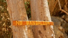 No Bandalism