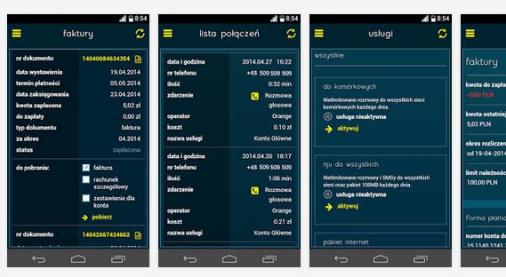NJU Mobile aplikacja na Android