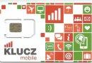 Bonus 10 GB od KLUCZ Mobile