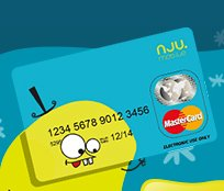 NJU Mobile karta płatnicza