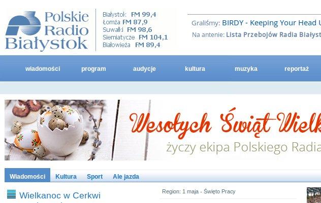 Polskie Radio Białystok w DAB+