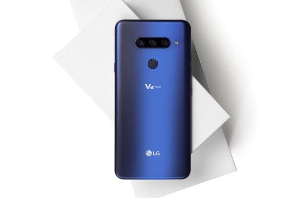 W Polsce debiutuje LG V40 ThinQ