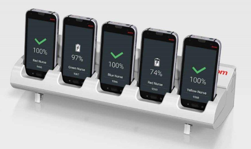 Ascom umożliwia nowy, mobilny, cyfrowy przepływ informacji oraz optymalizację komunikacji poprzez wprowadzenie na rynek smartfona Myco 3