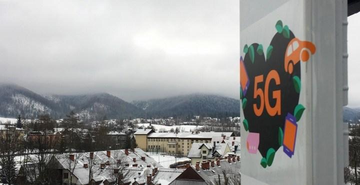 Orange przeprowadził wspólnie z Ericsson testy 5G w Zakopanem. Firmy wykorzystały prototypowe urządzenia i nowe częstotliwości