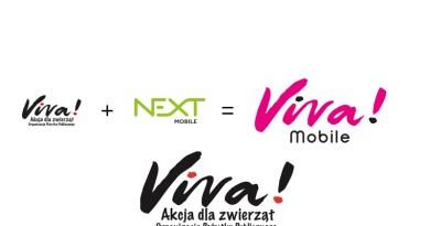 Z początkiem września ruszyła nowa sieć MVNO w Polsce – Viva! Mobile. Korzystając pomagamy zwierzętom
