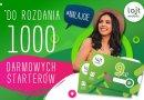 Lajt mobile ponownie rozdaje 1000 starterów