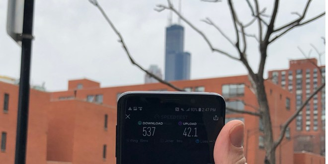 Exclusive: AT&T LTE Hits 537Mbps in Chicago | News & Opinion … – PCMag