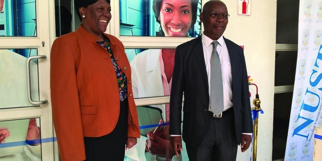 TelOne partners Nust to develop telecoms research lab – NewsDay