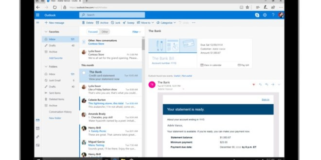 Microsoft brings new Outlook features to Windows, the web, and its mobile apps – Windows Central