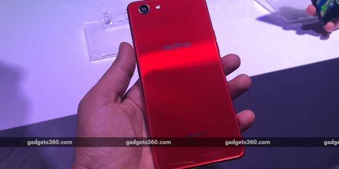 Oppo Realme 1 With Up to 6GB RAM Launched in India: Price, Specifications, Features – NDTV