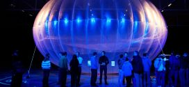 Google's Loon to bring 4G to remote areas of Kenya – via balloon – CNBC