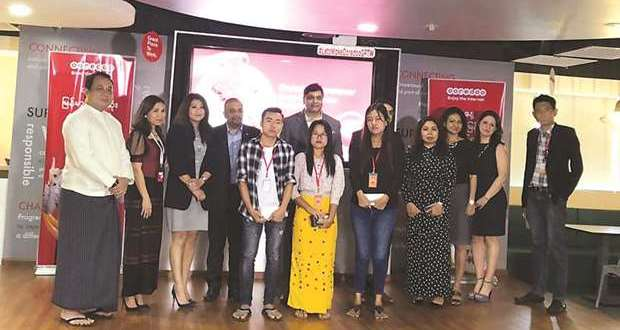 Fastest mobile network 4G speeds in Myanmar available on Ooredoo – Gulf Times